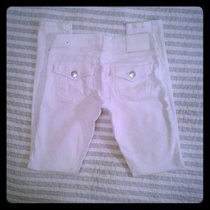 NWOT True Religion Low Rise Super Skinny Jeans